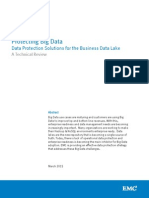 Data Lake Protection Tech Review
