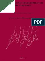 Post-Embryonic Development of Copepoda