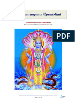Mahanarayana Upanishad Tr. Vimalananda