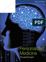 McKinsey on Personalized Medicine March 2013