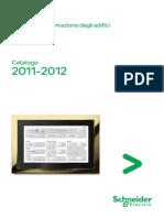 SE Catalogo KNX 2011