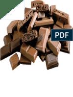 Chocolate Com Bolinhas