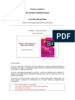 Prueba Lectura Obligatoria-Mayo MAMEN 2012
