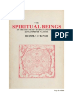The Spiritual Beings in the Heavenly Bodies and in the Kingdoms of Nature
