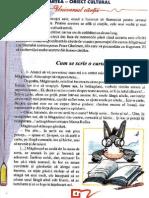 Manual de Limba si literatura romana cls a 6-a, vol.1.