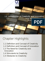 1 Creativity