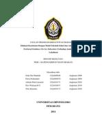 Proposal PKMM UNDIP