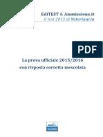 TestVeterinaria2015-mischiata-editest