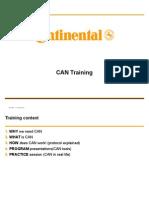 CAN Basic Traininig