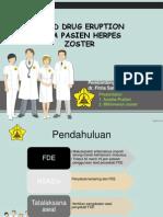 Slide Fixed Drug Eruptions_Amellia Pratiwi_Mikhwanul Jumar