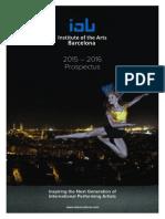 2015 16 Prospectus