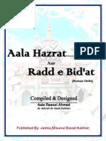 Aala Hazrat Aur Radd e Bid'At