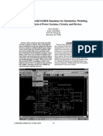 Using the Powerful SABER Simulator for Simulation, Modeling, and Analysis of Power Systems, Circuits, and Devices.pdf
