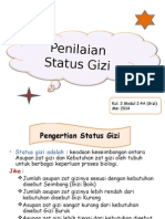 Kuliah 3 Modul 2,4A, 2014