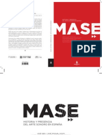 Publicación MASE 2014
