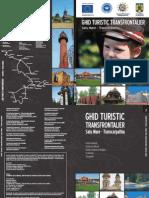 Ghid Turistic Transfrontalier Satu Mare - Transcarpathia