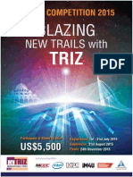 MyTRIZ Competition 2015 Information