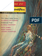 Magazine de Ficção Cientifica No 10