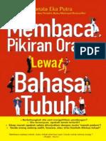 Membaca Pikiran Orang Lewat Bahasa Tubuh e book