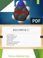 Presentasi Anilin