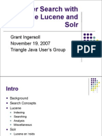 better search with apache lucene and solr