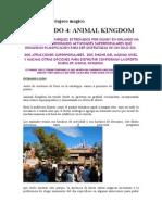 Info Disney Estrategia Animal Kingdom