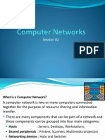 02) Computer Networks