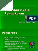 3. Data Dan Skala Pengukuran