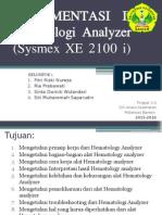 PPT Hematologi Analyzer Fix Nih