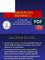 CARDIOPATIA ISQUEMICA-PREGRADO