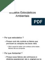 Modelos Estocasticos