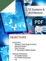 LTE Systems & Architecture presentation