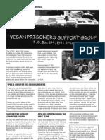 Vegan Prisoners Support Group Newsletter (Oct 2009)