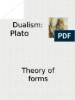 Introduction to Dualism - Plato