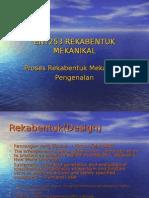 ENT253 REKABENTUK MEKANIKAL