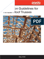 Roof Truss Installation Guide May 2009