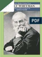 BMCV Walt Whitman
