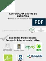 06. Estado Del Convenio Cartografía Digital de Antioquia-igac 20