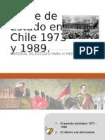 El Régimen Militar en Chile 1973-1989