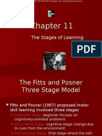 The Stages of Learning