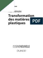Aide-mémoire - Transformation des matières plastiques.pdf