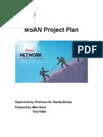 MSAN Project Last Version