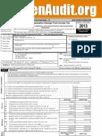 Rodel 2014 Taxes