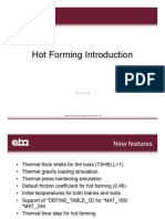 Hot Forming Introduction