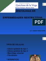 Patologia de Las Enfermedades Restrictivas