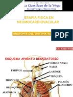 Clase de Anatomia Del Sistema Respiratorio Uigv