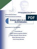 Aplicaciones Economicas en El Salvador