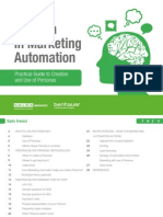 Buyer Persona in Marketing Automation