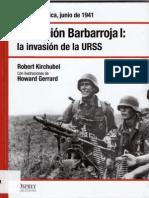182907896 05 Operacion Barbarroja I La Invasion de La URSS Union Sovietica Junio de 1941