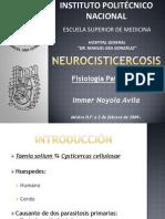 Neurocisticercosis. Dr. Immer Noyola Avila